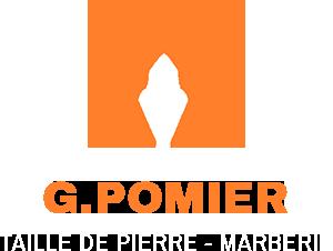 G.POMIER TAILLE DE PIERRE